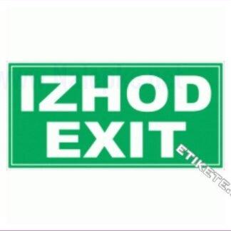 Izhod-exit