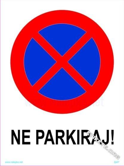 Ne parkiraj