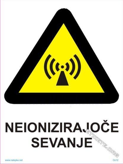 Neionizirajoče sevanje 1