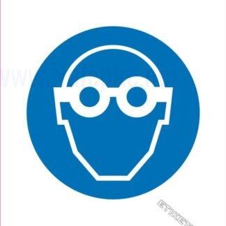 Obvezna uporaba očal