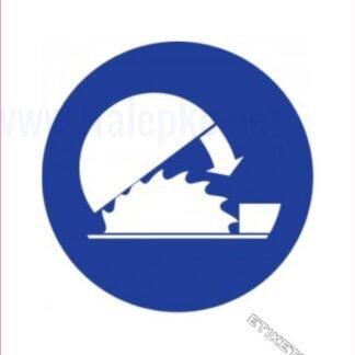 Obvezna zaščita premikajočih se delov stroja