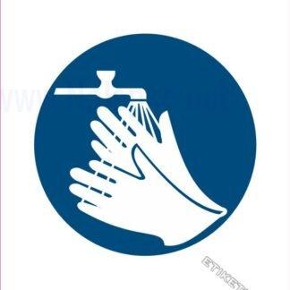 Obvezno umivanje rok