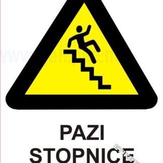 Pazi stopnice 1