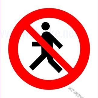 Prepovedan prehod