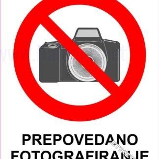 Prepovedano fotografiranje 1