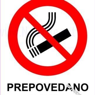 Prepovedano kajenje 1