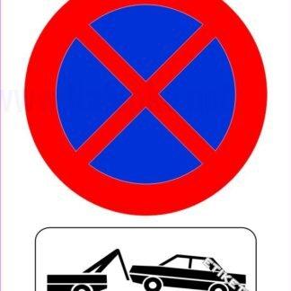 Prepovedano parkiranje in ustavljanje 2