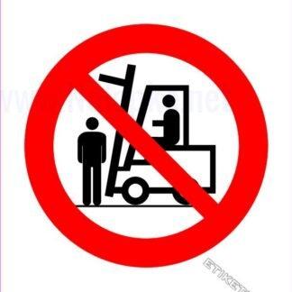 Prepovedan prevoz oseb