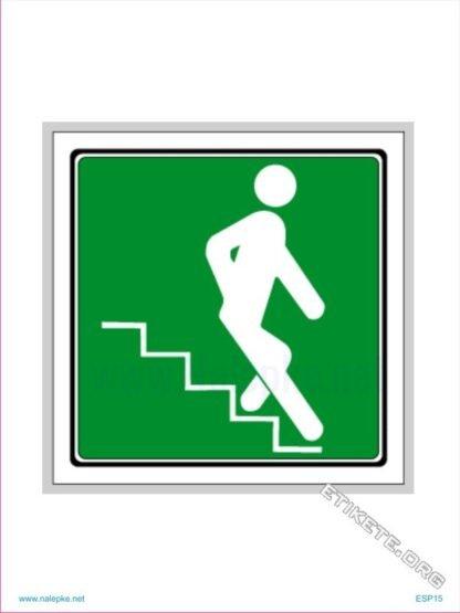 Stopnišče navzdol