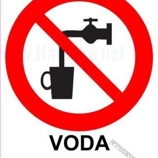 Voda ni pitna 1