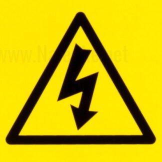 Nalepke elektrika