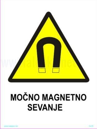 Močno magnetno sevanje