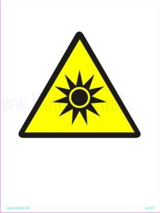 Nevarnost optično sevanje 2