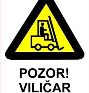 Pozor Viličar