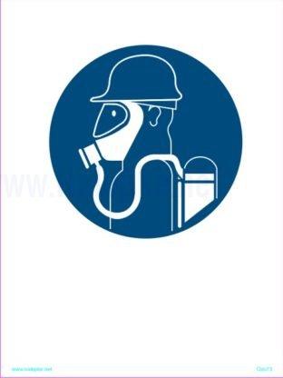Obevzna uporaba dihalnega aparata