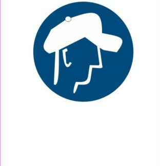 Obevzna uporaba zaščitne kape