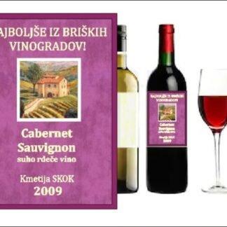 Nalepke za vino
