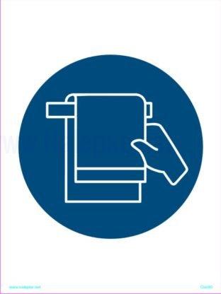 Obvezna uporaba brisače 2