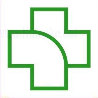 Znak specializiranih prodajaln - za lekarne