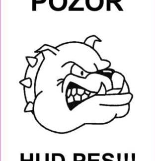 pozor hud pes 2