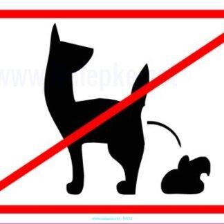 prepoved kakanja za pse