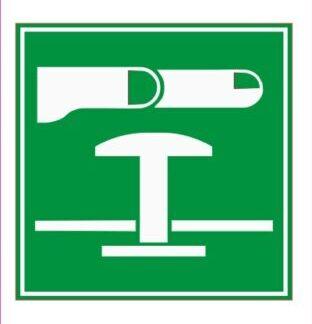 Zaustavitev v sili (Zelena)