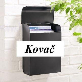 Nalepka za poštni nabiralnik
