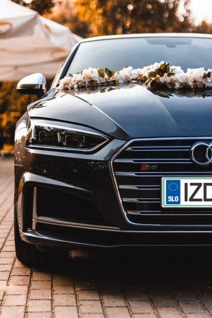 poročne tablice za avto izdelaj sam